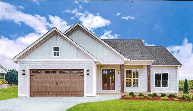 00 Sherwood Drive, Reidsville, NC 27320 (MLS #1021965) :: Berkshire Hathaway HomeServices Carolinas Realty