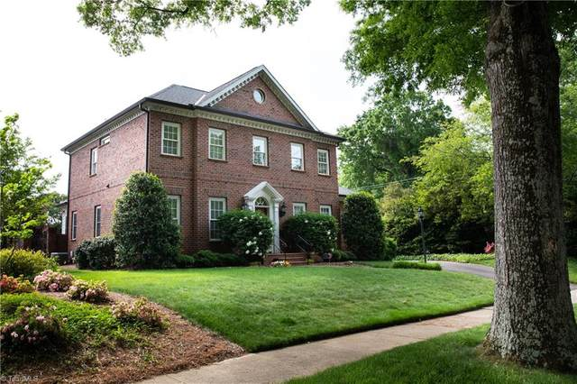 101 N Avalon Road, Winston Salem, NC 27104 (#1021978) :: Premier Realty NC