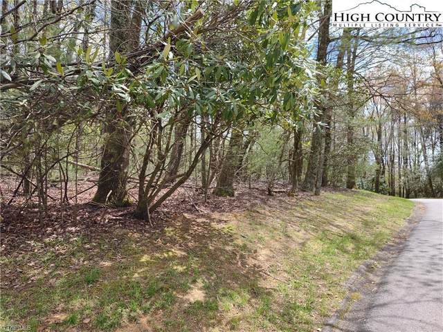 TBD Deer Run Road Deer Run Road 62H, Roaring Gap, NC 28627 (MLS #1021996) :: Berkshire Hathaway HomeServices Carolinas Realty
