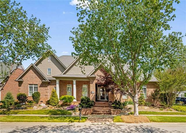 5134 Ballincourt Lane, Winston Salem, NC 27104 (MLS #1022005) :: Berkshire Hathaway HomeServices Carolinas Realty