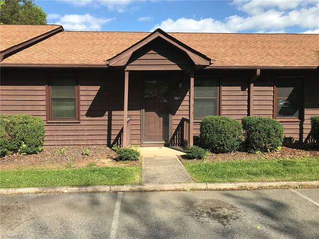 467 James Court, High Point, NC 27265 (MLS #1022070) :: Berkshire Hathaway HomeServices Carolinas Realty