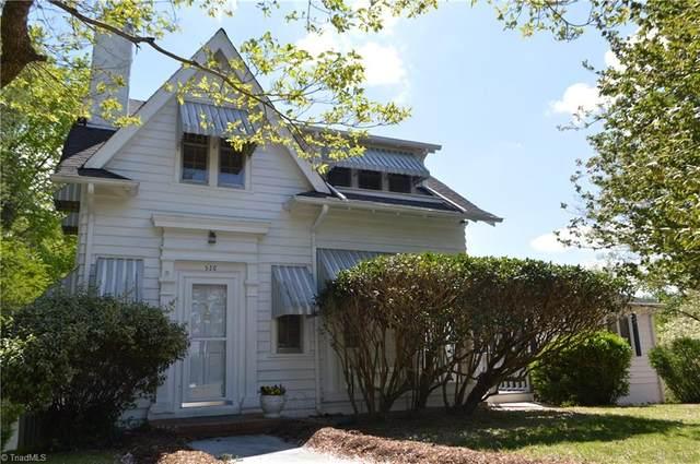 520 Country Club Road, Mount Airy, NC 27030 (MLS #1022077) :: Lewis & Clark, Realtors®