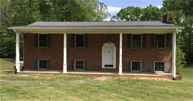 200 Oak Knoll Drive, Thomasville, NC 27360 (#1022108) :: Premier Realty NC