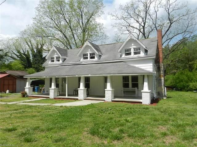 4927 Love Joy Road, Troy, NC 27371 (MLS #1022176) :: Berkshire Hathaway HomeServices Carolinas Realty