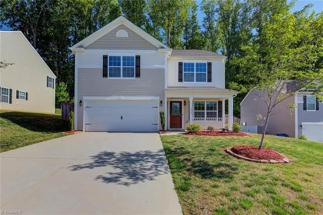 1609 Haddington Point Drive, Kernersville, NC 27284 (MLS #1022362) :: Berkshire Hathaway HomeServices Carolinas Realty