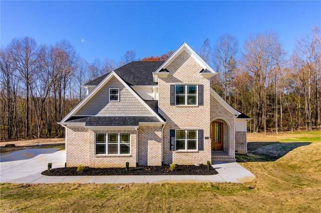 3814 Deerwood Acres Drive, Summerfield, NC 27358 (MLS #1022370) :: Lewis & Clark, Realtors®