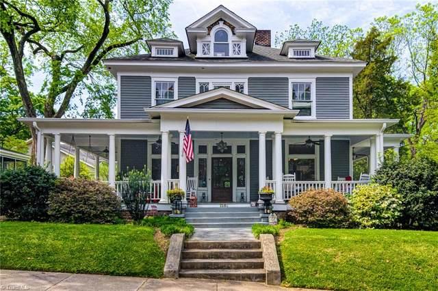 1204 Brookstown Avenue, Winston Salem, NC 27101 (MLS #1022383) :: Lewis & Clark, Realtors®