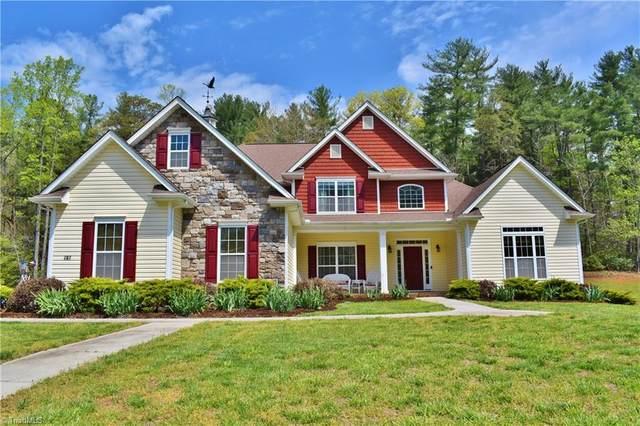 287 Cedar Knoll Drive, Mount Airy, NC 27030 (MLS #1022387) :: Lewis & Clark, Realtors®