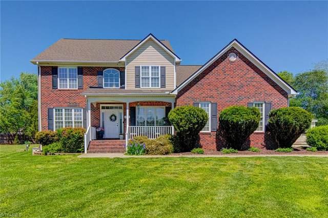 2411 Scarlet Oaks Lane, Kernersville, NC 27284 (MLS #1022392) :: Berkshire Hathaway HomeServices Carolinas Realty