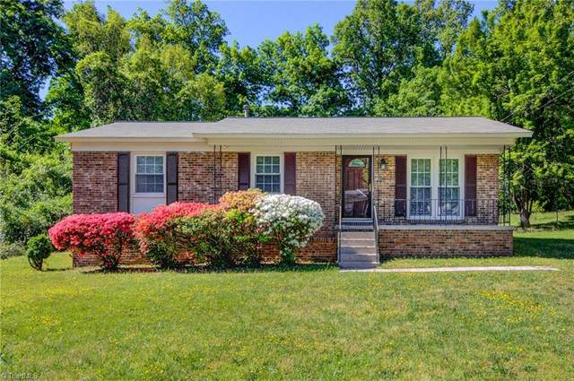1211 Kindley Street, Greensboro, NC 27406 (#1022397) :: Premier Realty NC