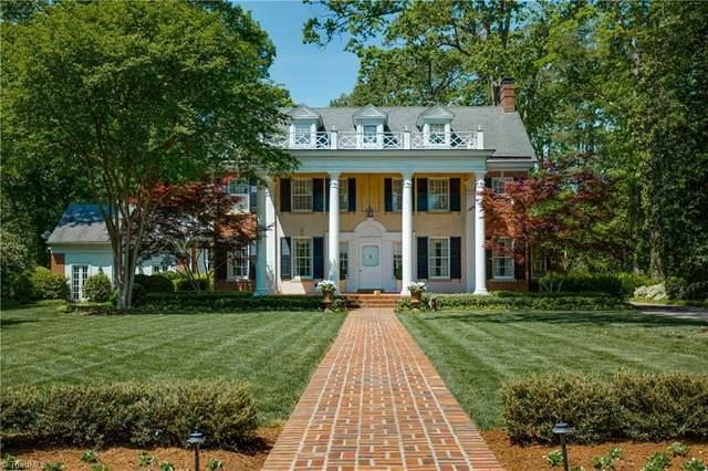 2011 Granville Road, Greensboro, NC 27408 (MLS #1022416) :: Lewis & Clark, Realtors®