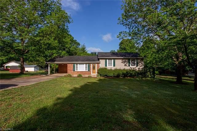 192 Robert Street, Lexington, NC 27292 (MLS #1022426) :: Berkshire Hathaway HomeServices Carolinas Realty