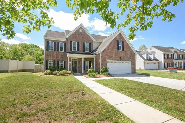 1714 Woodstone Drive, Winston Salem, NC 27127 (MLS #1022430) :: Lewis & Clark, Realtors®
