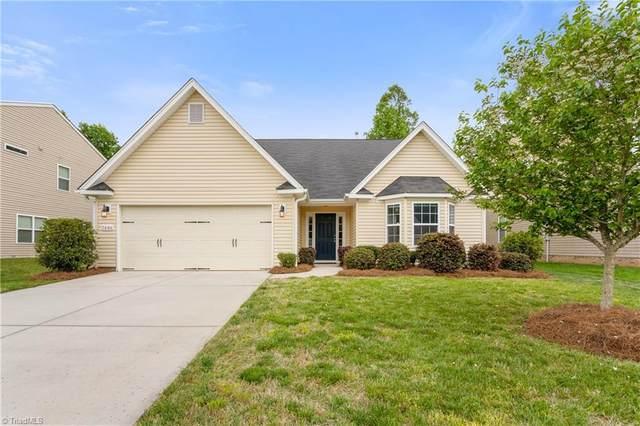 3686 Mcginty Drive, Greensboro, NC 27406 (MLS #1022434) :: Lewis & Clark, Realtors®