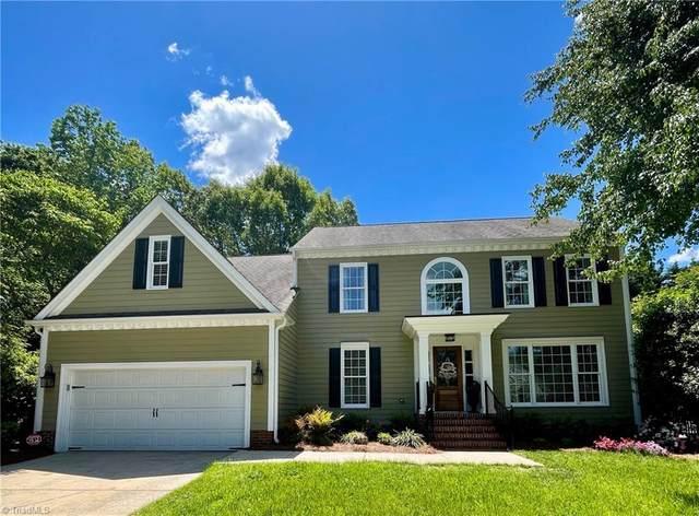 5421 Pigeon Cove Drive, Greensboro, NC 27410 (MLS #1022539) :: Berkshire Hathaway HomeServices Carolinas Realty