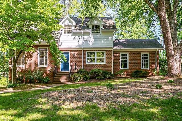 5404 White Blossom Drive, Greensboro, NC 27410 (MLS #1022587) :: Greta Frye & Associates | KW Realty Elite
