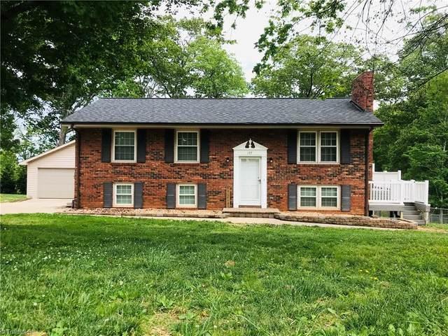 177 Pine Ridge Circle, North Wilkesboro, NC 28659 (MLS #1022597) :: Ward & Ward Properties, LLC