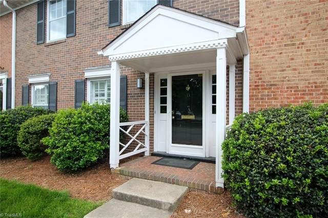 11 Fountain Manor Drive D, Greensboro, NC 27405 (MLS #1022608) :: Team Nicholson
