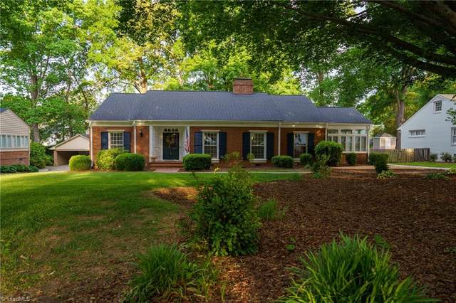 109 Knollwood Drive, Greensboro, NC 27403 (MLS #1022645) :: Berkshire Hathaway HomeServices Carolinas Realty