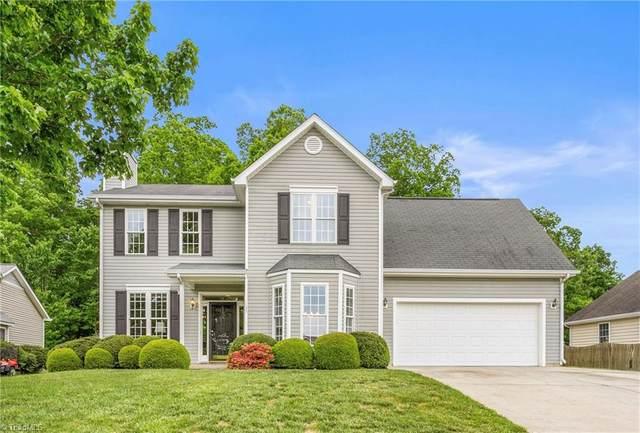 135 Beeson Park Court, Kernersville, NC 27284 (MLS #1022664) :: Berkshire Hathaway HomeServices Carolinas Realty