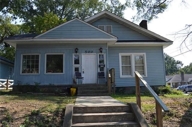 500 Andrew Street, Greensboro, NC 27406 (MLS #1022668) :: Greta Frye & Associates | KW Realty Elite