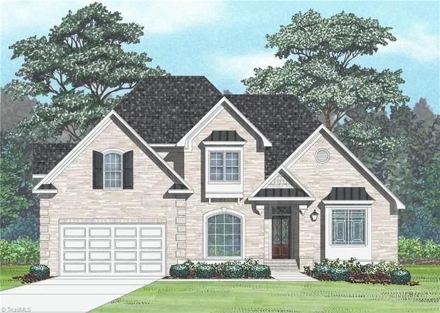 9 Liberty Drive, Burlington, NC 27215 (MLS #1022673) :: Ward & Ward Properties, LLC