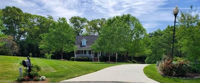 596 Garden Valley Drive, Winston Salem, NC 27107 (MLS #1022675) :: Lewis & Clark, Realtors®