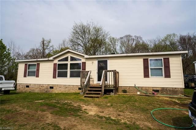 356 Campbell Road, Mocksville, NC 27028 (MLS #1022697) :: Berkshire Hathaway HomeServices Carolinas Realty