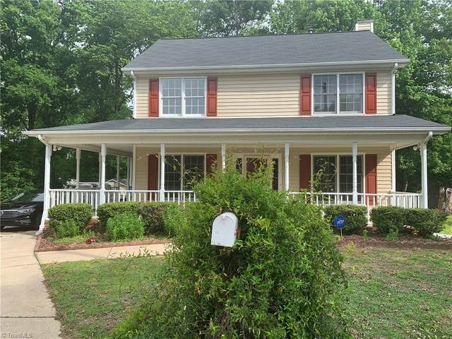 3200 Argyle Lane, Greensboro, NC 27406 (MLS #1022713) :: EXIT Realty Preferred