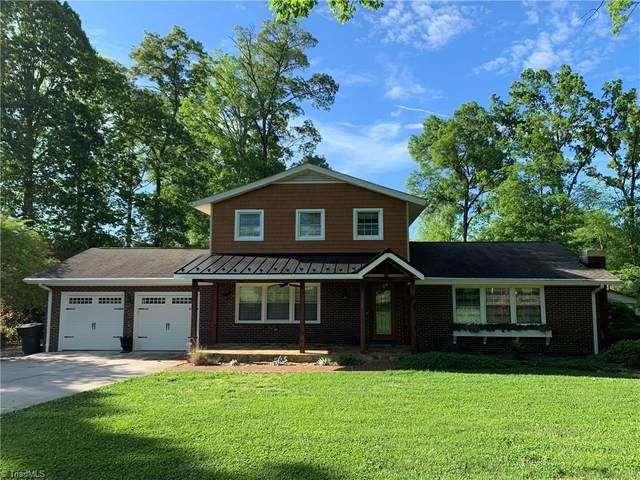 220 E Stadium Drive, Eden, NC 27288 (MLS #1022717) :: Berkshire Hathaway HomeServices Carolinas Realty