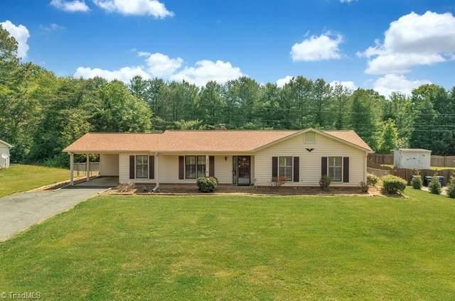 2251 Chipwood Lane, Winston Salem, NC 27106 (MLS #1022724) :: Greta Frye & Associates | KW Realty Elite