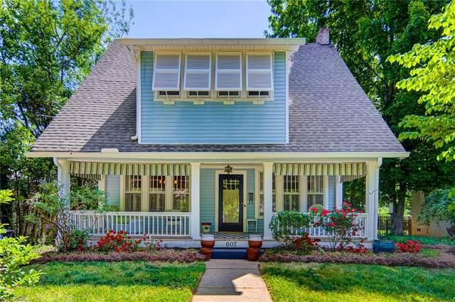 607 Fenimore Street, Winston Salem, NC 27103 (MLS #1022749) :: Lewis & Clark, Realtors®