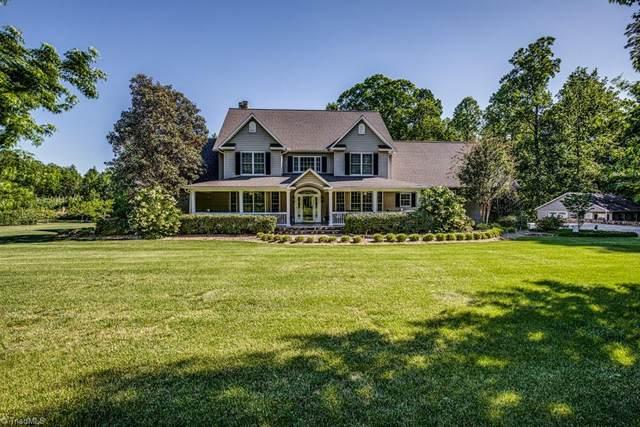 1270 Godbey Road, Mocksville, NC 27028 (MLS #1022806) :: Lewis & Clark, Realtors®