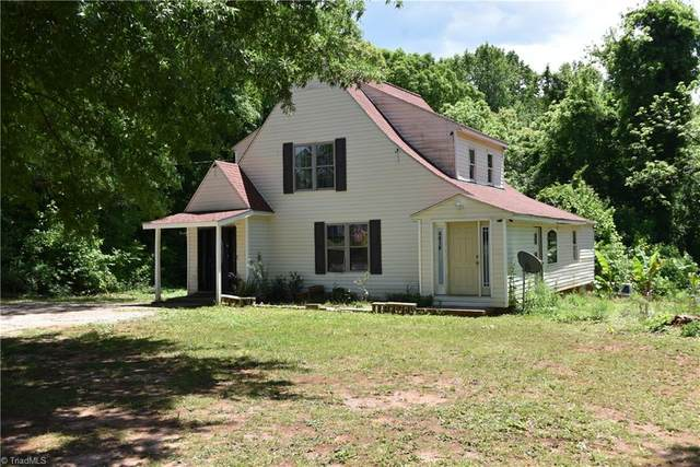 4016 Old Greensboro Road, Winston Salem, NC 27101 (MLS #1022808) :: RE/MAX Impact Realty