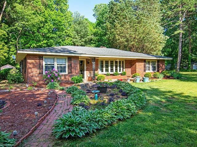 811 Weavil Road, Kernersville, NC 27284 (MLS #1022809) :: Berkshire Hathaway HomeServices Carolinas Realty