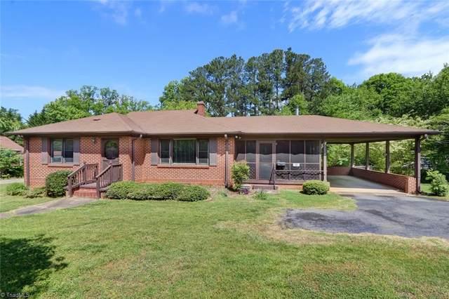 2308 Richardson Drive, Reidsville, NC 27320 (MLS #1022833) :: Ward & Ward Properties, LLC