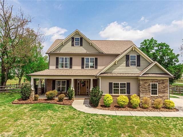 107 Scotch Moss Drive, Advance, NC 27006 (MLS #1022845) :: Berkshire Hathaway HomeServices Carolinas Realty