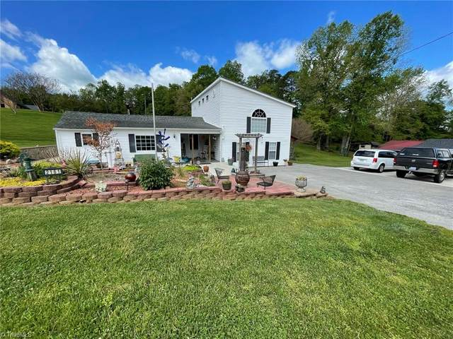 2161 Volunteer Road, Pinnacle, NC 27043 (MLS #1022847) :: Team Nicholson