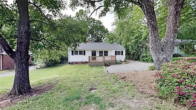 2705 Evergreen Drive, Greensboro, NC 27408 (MLS #1022849) :: Lewis & Clark, Realtors®