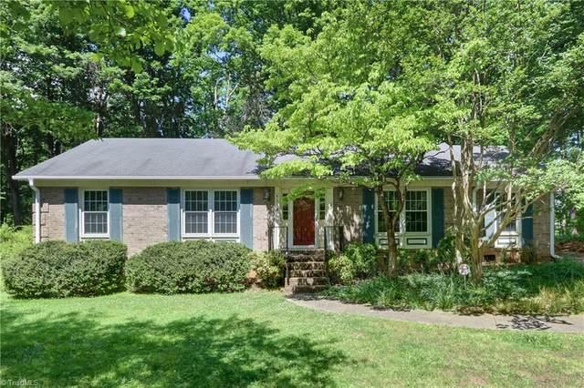 4109 Ridgedale Drive, Greensboro, NC 27455 (MLS #1022851) :: Lewis & Clark, Realtors®