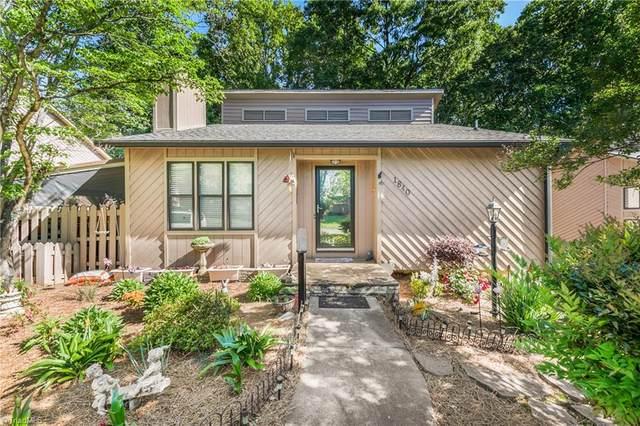 1840 Stonewood Drive, Winston Salem, NC 27103 (MLS #1022865) :: Berkshire Hathaway HomeServices Carolinas Realty