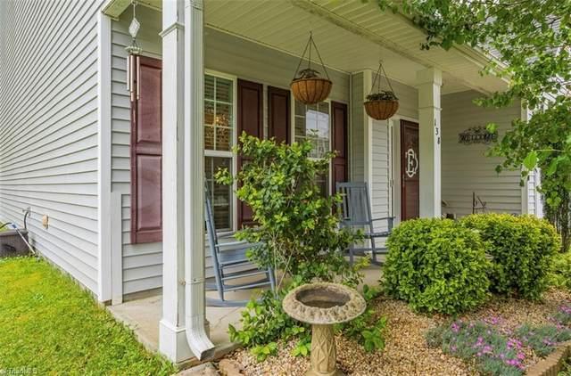 138 Kentland Ridge Drive, Kernersville, NC 27284 (MLS #1022874) :: Berkshire Hathaway HomeServices Carolinas Realty