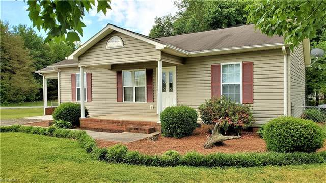 2545 Davie Academy Road, Mocksville, NC 27028 (MLS #1022881) :: Berkshire Hathaway HomeServices Carolinas Realty