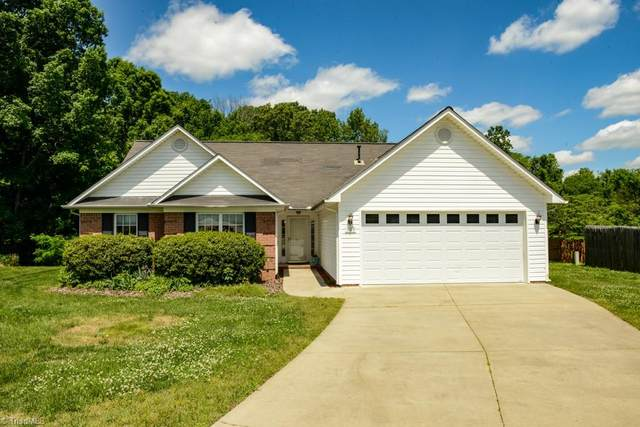 505 Payne Court, High Point, NC 27265 (MLS #1022888) :: Berkshire Hathaway HomeServices Carolinas Realty