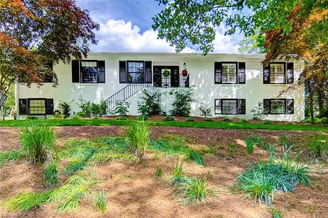 3603 Dewsbury Road, Winston Salem, NC 27104 (MLS #1022933) :: Berkshire Hathaway HomeServices Carolinas Realty
