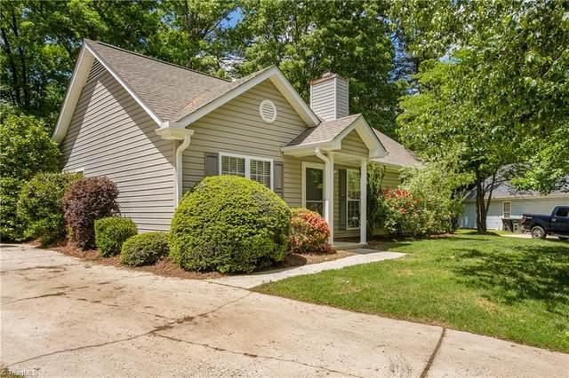 18 Glendale Oaks Court, Greensboro, NC 27406 (MLS #1022943) :: Berkshire Hathaway HomeServices Carolinas Realty