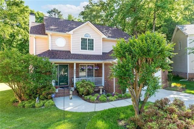 2601 Liverpool Court, Jamestown, NC 27282 (MLS #1022955) :: Berkshire Hathaway HomeServices Carolinas Realty