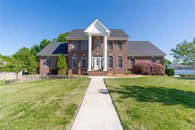 3011 Quail Run Drive, High Point, NC 27265 (MLS #1022957) :: Berkshire Hathaway HomeServices Carolinas Realty