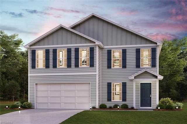 6007 Ferguson Creek Drive, Liberty, NC 27298 (MLS #1022979) :: Berkshire Hathaway HomeServices Carolinas Realty