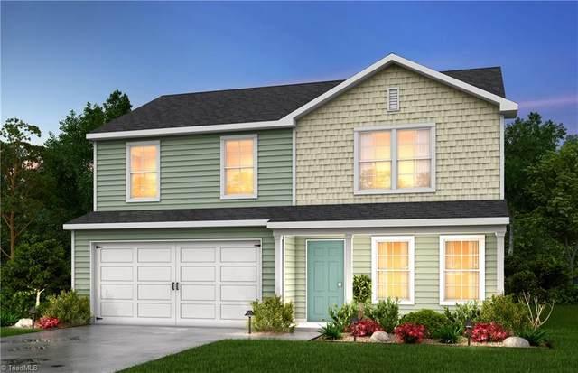 6009 Ferguson Creek Drive, Liberty, NC 27298 (MLS #1022990) :: Witherspoon Realty